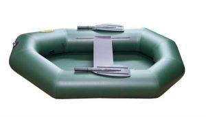 Лодка ПВХ Инзер 1(170)гр РС надувная гребная (Распродажа)