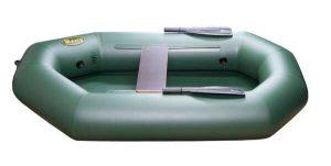 Лодка ПВХ Инзер 1(310)гр надувная гребная