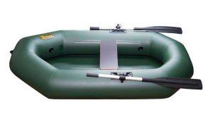 Лодка ПВХ Инзер 1(310)в надувная гребная