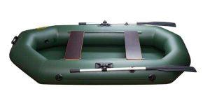 Лодка ПВХ Инзер 2(250) надувная гребная