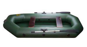 Лодка ПВХ Инзер 2(280) РС надувная гребная (Распродажа)