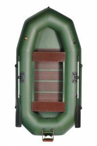 Лодка ПВХ Таймень A 260 РС ТР надувная гребная