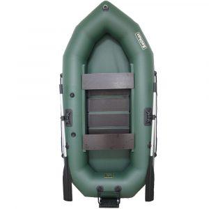 Лодка ПВХ Байкал 250 РС ТР надувная гребная