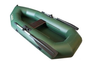 Лодка ПВХ Байкал 200  надувная гребная
