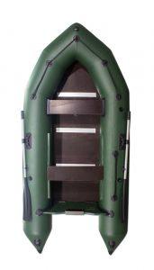 Лодка ПВХ Байкал 320 МК надувная под мотор
