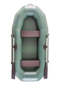 Лодка ПВХ STEFA 260 надувная гребная (Распродажа)