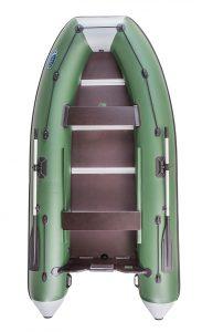 Лодка ПВХ STEFA – 3400 МК Premium под мотор надувная