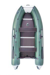 Фото лодки STEFA 3000 МК Gold надувная