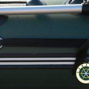 Тент ходовой на лодку под мотор