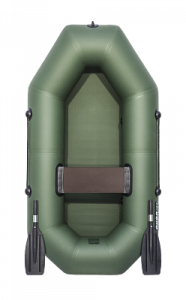 Лодка ПВХ Аква-Оптима 190 надувная гребная