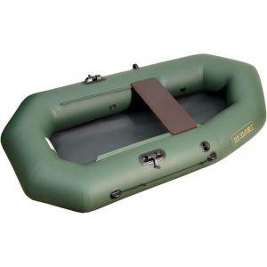 Лодка ПВХ ВУД 1,5Е (220 см) гребная надувная полутораместная
