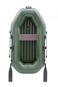 Лодка ПВХ Пиранья 1,5 М НД надувная гребная