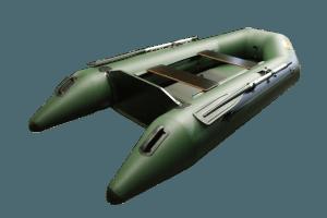 Лодка ПВХ Гелиос 28М надувная под мотор