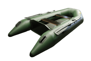 Лодка ПВХ Гелиос 28МС надувная под мотор