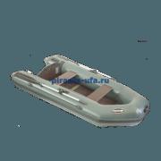 Лодка ПВХ Пиранья 290 М5 SLХ надувная моторная