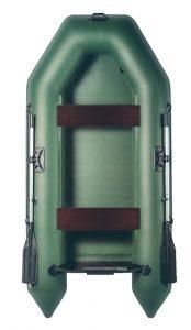 Лодка ПВХ Аква 2800 надувная под мотор