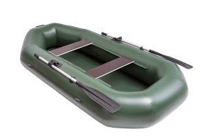 Лодка ПВХ Пиранья 2 М (250) надувная гребная