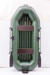 Лодка ПВХ Пиранья 2 М НД ТР надувная гребная (Распродажа)