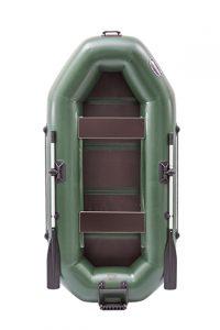 Лодка ПВХ Пиранья 2 M SL ТР надувная под мотор (Распродажа)