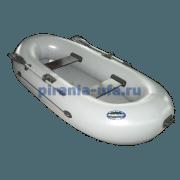 Лодка ПВХ Пиранья 2Д надувная гребная