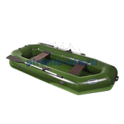 Лодка ПВХ Пиранья 2 М надувная гребная