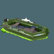 Лодка ПВХ Пиранья 2 MSL ТР надувная моторная