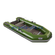 Лодка ПВХ Пиранья 310 М5 SL со стрингерами надувная моторная