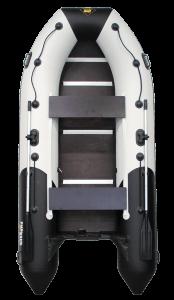 Лодка ПВХ Ривьера 3400 СК компакт (лайт/light) надувная под мотор