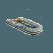 Лодка ПВХ Пиранья 370 X5 SL надувная моторная