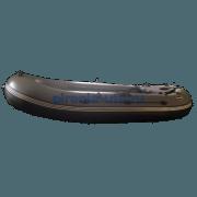Лодка ПВХ Пиранья 3Д НД надувная гребная