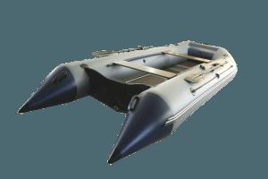 Лодка ПВХ Пилигрим 360 надувная под мотор