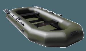 Лодка ПВХ Гелиос 24 надувная гребная