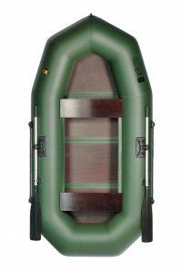 Лодка ПВХ Таймень A 260 С надувная гребная