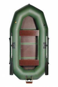 Лодка ПВХ Таймень A 260 С ТР надувная гребная