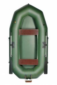 Лодка ПВХ Таймень A 260 ТР надувная гребная