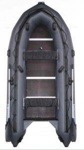 Лодка ПВХ Апачи 3700 СК надувная под мотор