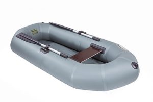 Лодка ПВХ Байкал 220 РС надувная гребная