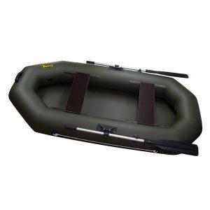 Лодка ПВХ Инзер 2(240)НД надувная гребная