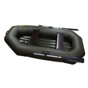 Лодка ПВХ Инзер 2(250)НД надувная гребная