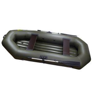 Лодка ПВХ Инзер 2(270)НД надувная гребная