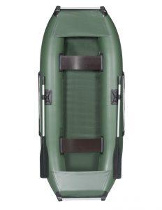Лодка ПВХ Лоцман К-270 надувная гребная