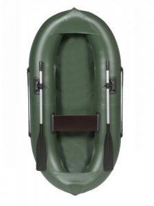 Лодка ПВХ Лоцман У-220 надувная гребная