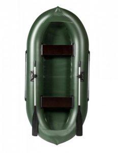 Лодка ПВХ Лоцман У-265 надувная гребная