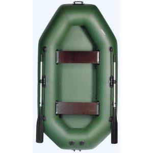 Лодка ПВХ Аква-Мастер 240 * надувная гребная