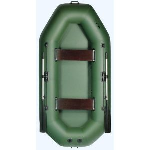 Лодка ПВХ Аква-Мастер 260 * надувная гребная