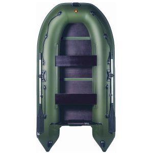 Лодка ПВХ Ривьера 2900 С надувная под мотор