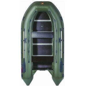 Лодка ПВХ Ривьера 3600 СК надувная под мотор