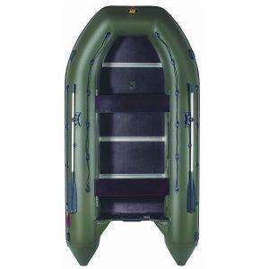 Лодка ПВХ Ривьера 3800 СК надувная под мотор