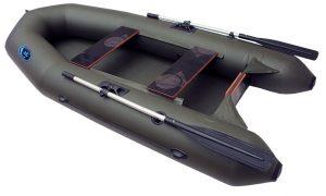 Лодка ПВХ STEFA – 2800 М С (слань 1/2) Standart под мотор надувная