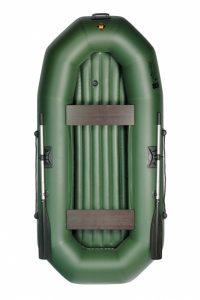 Лодка ПВХ Таймень N 270 НД надувная гребная